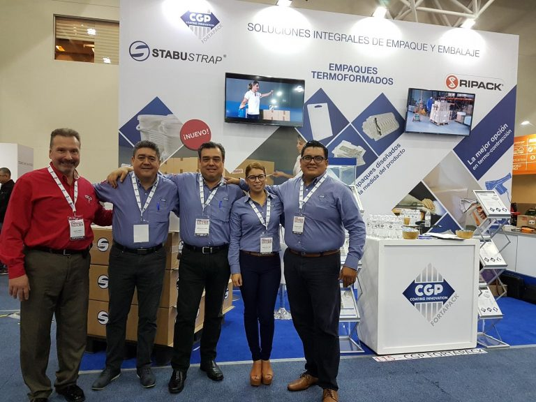 Packaging expo in mexico